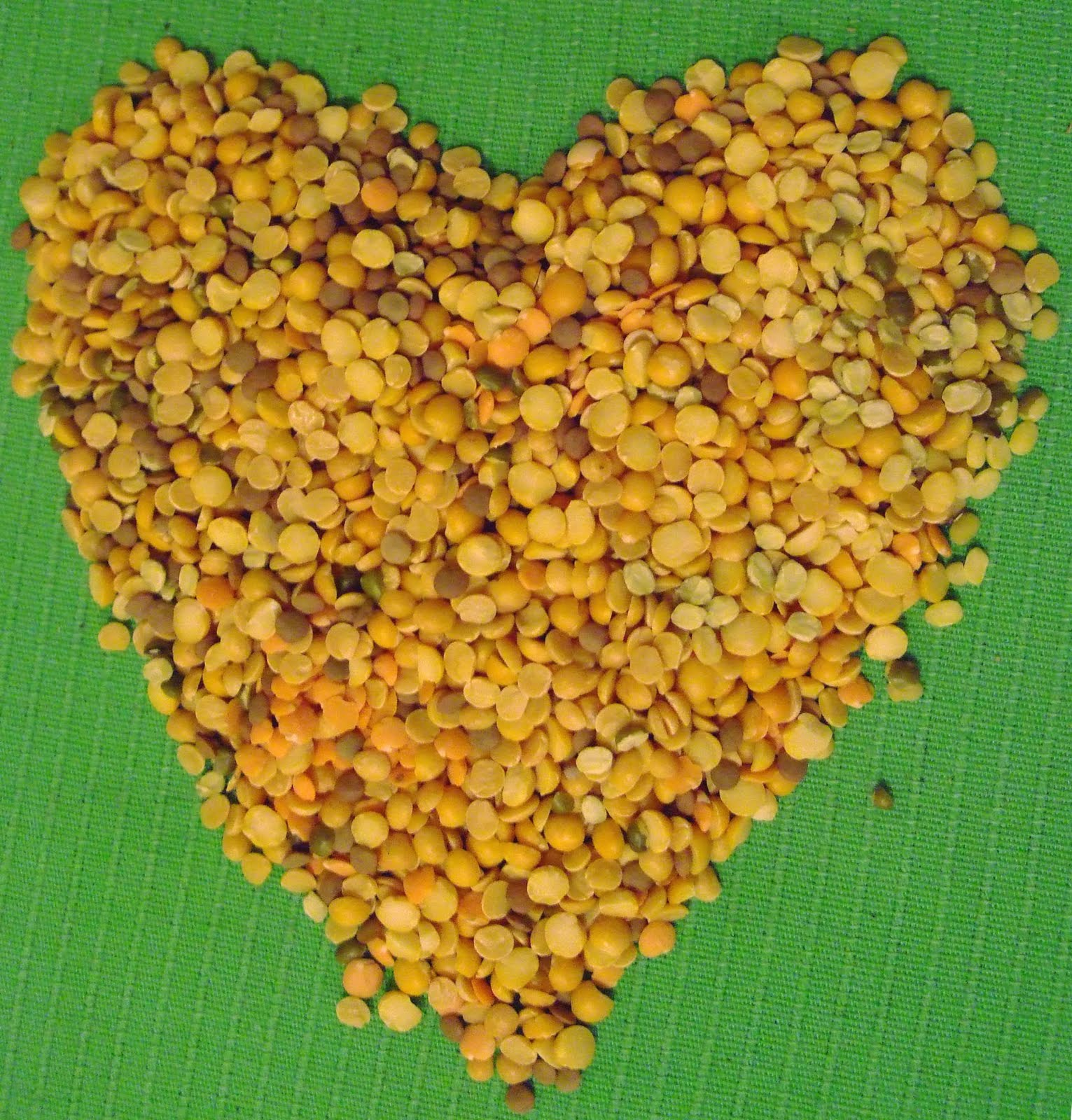 lentil-heart
