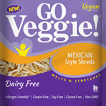 GO Veggie! Now Offers Vegan Cheese