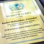 Strathmore's Who's Who Honors Empathy For Animals Founder